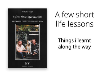 A few short life lessons - English